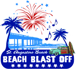 Beach Blast Off, 2015 Beach Blast Off, St. Augustine Beach Pier, St. Johns County Pier, Avid Design Group