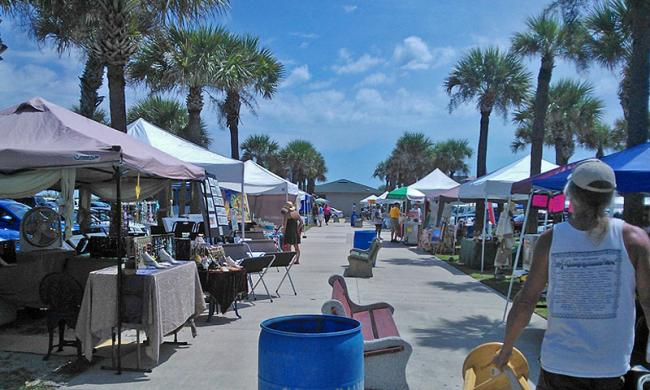 St. Augustine Beach Pier, St. Augusitne Beach, St. Johns County Pier Park, Avid Design Group, St. Augustine Beach Activies, Avid Design Group