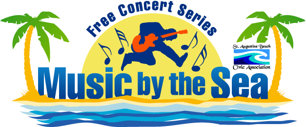 Music By The Sea, St. Augustine Beach, St. Augustine Beach Pier, St. Johns County Pier, Events at St. Augustine Beach