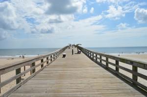 St. Augustine Beach Pier, Saint Augustine Beach Pier, St. Johns county pier, pier park, St. augustine beach, city of st. augustine beach