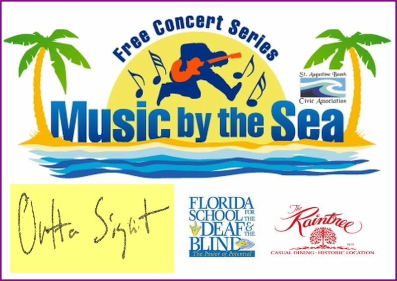 Avid Design Group, Music by the Sea st. augustine beach, st. augusitne beach, st. augusitne beach Pier, st. johns county pier, things to do in st. augusitne beach