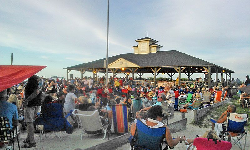 St. Augustine Beach Pier, St. Augustine Beach, Music by the Sea, Pier Park, Sunset Grille, Things to do in St. Augustine Beach, St. Johns County Pier